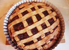 Crostata cu dulceață de căpșuni Gem, Picnic, Desserts, Food, Pie, Tailgate Desserts, Deserts, Gemstones, Picnics