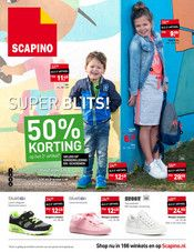 Scapino - Scapino - Kinderweken - week 11 - Osaga meisjes sneakers