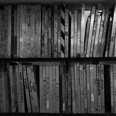 Silk Screen Frames at the Print Club #printclublondon #silkscreen #blackandwhitephotography #photography #eastlondon