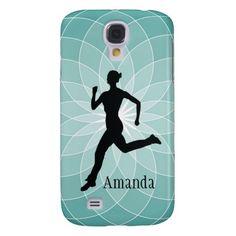 Running/Jogging Design Samsung Galaxy S4 case