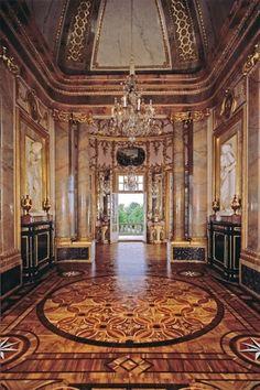 Schloss Solitude [Wohnplatz] Stuttgart - Germany Detailseite - LEO-BW #rococo