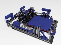 Bergen Makerspace Transportable Printer : 56 Steps (with Pictures) - Instructables Prusa I3, Bergen, Printers, 3d Printer, Pictures, Photos, Grimm, Mountains