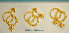 The Internet Responds To Barilla Pasta Chairman's Anti-Gay Remarks Gay, Pasta, Internet, Blog, Awesome, Image, Symbols, Everything, Blogging