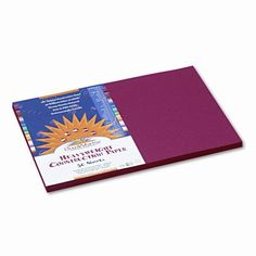 SunWorks Construction Paper Heavyweight 12 x 18 Red 50 Sheets Set of 2 ** To view further for this item, visit the image link.-It is an affiliate link to Amazon.