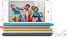 Apple - iPod touch - Funcionalidades