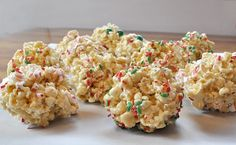 soft caramel popcorn balls  -  I love caramel popcorn balls, but haven't been able to eat them for fear I would break a tooth. Now this recipe shows up and I am saved for the holidays.  Woo Hoo!