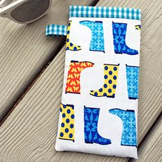 Laura Hensley of The Sewing Class recently shared her experiences and knowledge about How to Run a Successful Sewing Camp for Kids. Her Sew Easy Sunglasses Case is one of the first projects her campers tackle, and it's a useful sewing project for any beginning sewist. Learn how easy it is to make the case, and don't miss Laura's very helpful how to if you're thinking about starting a sewing camp of your own!...