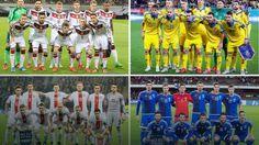 Euro 2016: Polacy poznali terminarz spotkań