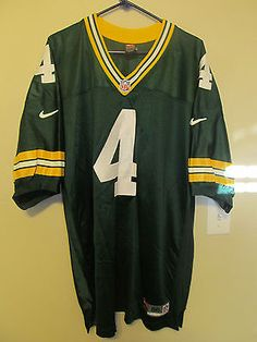 Vintage Brett Favre - Green Bay Packers Authentic jersey - Nike Adult 56