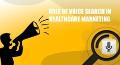 Do you want to achieve more through voice search in healthcare marketing? Then, its time you understand the role of voice search in healthcare marketing. Google Voice, Search Engine, The Voice, Health Care, Study, Marketing, Blog, Ideas, Studio