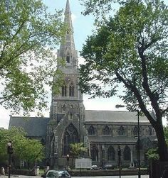 St Giles Church in Camberwell South East London England - I got married there in September 1989 South London, London England, Got Married, Notre Dame, September, Building, Travel, Viajes, Buildings