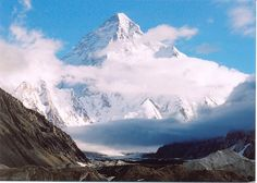K2 - the Second Highest Mountain of the world