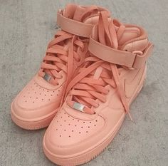 Air force one Nike pastel pink