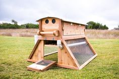 Round-Top Mobile Chicken Coop   Urban Coop Company