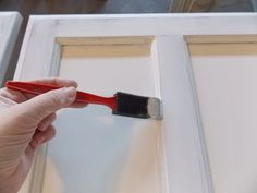 Hometalk | How to DIY a Professional Finish When Repainting Your Kitchen Cabinets