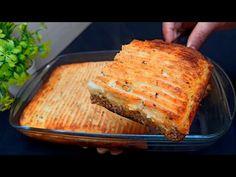 Slávny recept na zemiaky‼ ️ Skutočná kulinárska radosť 👌🔝 - YouTube Beef Dishes, Food Dishes, Baked Omelette, Vegetarian Recipes, Cooking Recipes, Dinner With Ground Beef, Tasty, Yummy Food, Jewish Recipes