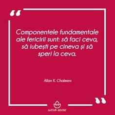 #citate #motivație #inspirație Natur House, Alba, Notes, Report Cards, Notebook