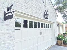 See The Details Of This Beautiful Brick Rancher Transformation. Chalk Painted  Exterior Brick. Part 82