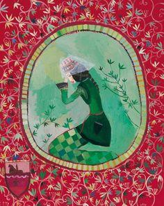 aurelia fronty - Perceval le gallois