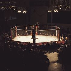 We had an awesome evening last night with @combatcaptain at the #FiveFlagsCenter in #Dubuque! #PinnacleCombat #MMA