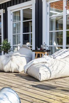 ©amalielovesdenmark.com Neues im Garten TRIMM COPENHAGEN Felix Sitzsack