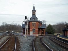 Point of Rocks Station Maryland by Piedmont Fossil, via Flickr