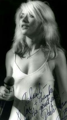 Blondie Debbie Harry, Pop Singers, Female Singers, First Rapper, Women Of Rock, Music Pics, Nostalgia, Famous Women, Musical