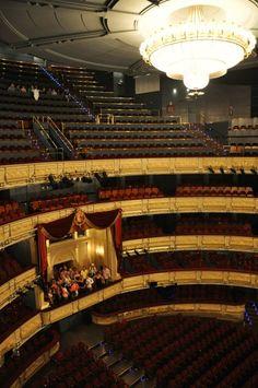 Fotografía de/ por Rocío Pastor Eugenio. WOMANWORD Visita las entrañas del @Teatro_Real de #Madrid #operahouse #opera #theatre con WOMANWORD