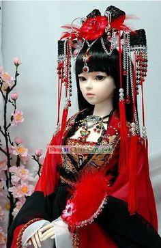 @PinFantasy - Tang Dynasty Princess Costumes ~~ For more: - ✯ http://www.pinterest.com/PinFantasy/moda-~-elegancia-oriental-oriental-elegance/