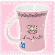 【2011】【Mirei Kiritani 桐谷美玲 x LTS】Mug ★Little Twin Stars★