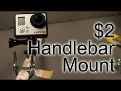 ▶ $2 Handlebar Mount: GoPro Tips and Tricks - YouTube
