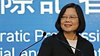 Tsai Ing-wen elected Taiwan's first female president - BBC News