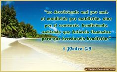Versiculos Para Bendecir al Projimo | Versículos Cristianos Frases bíblicos.