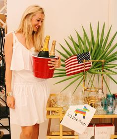Be a holiday hostess-with-the-mostess with fabulous party essentials from @twofriends_stsimons! Open from 10-4 tomorrow...come get stocked! #tfssi #stsimonsisland #seaisland #4thofjuly #america #redwhiteandblue #party #hostess