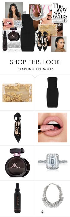 """""""Untitled #109"""" by georgina-chapman on Polyvore featuring Charlotte Olympia, Hervé Léger, Barbara Bui, Tacori and Stella & Dot"""