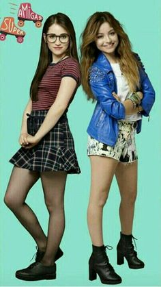 Nina & Luna