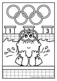 olympische winterspelen kleurplaten on winter