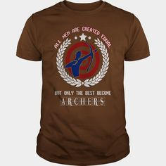 Archery  Tshirt Order HERE ==> https://www.sunfrog.com/Names/Archery-Tshirt-Guys-Brown.html?53624 Please tag & share with your friends who would love it  #jeepsafari #xmasgifts #superbowl