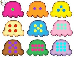 Ice Cream Cone Counting: Beginning Counting Center w/ Puzzles Kindergarten Classroom Setup, Kindergarten Learning, Learning Time, Preschool Learning Activities, Free Preschool, Preschool Printables, Kids Learning, Nursery Activities, Family Drawing