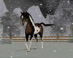 Sims 3 Custom Horses | Post a reply