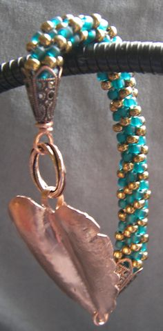 Mrs Beadsley's Workshop: kumihimo with beads