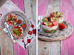 cheesecake salato fragole sedano e asparagi 2 by Elisakitty's Kitchen