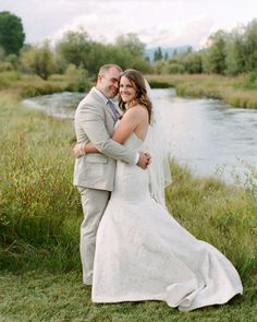 Real Wedding: Lyn and Luke, Fort Klamath, Oregon ~ you can view 22 different ideas as to what they did on their ranch wedding...easy peasy and so nice!  I just LOVE these kinds of wedding...