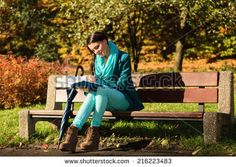 Image result for people on park benches