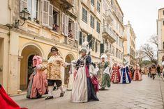 Κερκυραϊκό Καρναβάλι 2018 - Εκδηλώσεις με τη συμμετοχή πολιτιστικών φορέων του νησιού