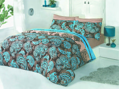 Almond Brown Double Duvet Double Duvet Covers, Comforters, Almond, Blanket, Bed, Brown, Home, Creature Comforts, Quilts