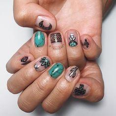 Kiki ❤️, YOU GOT PIMPED !! #ThisisVenice #NailArt #PimpMyNails #GelNailArt #NailArtParis #HandPainted #HolyCamilleGotPimped