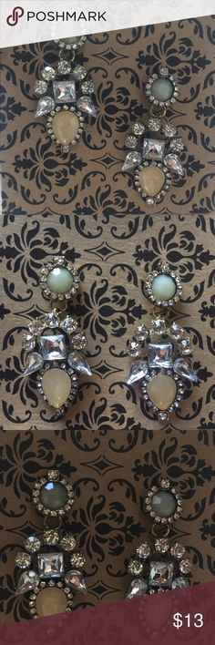 Ann Taylor earrings NWT.  PLEAS NOTE• these come is a sealed package, as they are over stock from the manufacturer Ann Taylor Jewelry Earrings