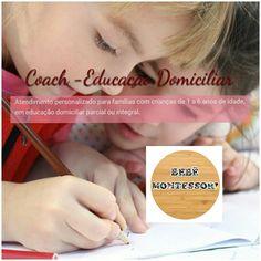 Coach em Educação e Desenvolvimento Domiciliar