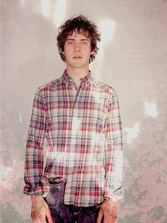 would it be bad to say that i want to have his children? yes. but it's true. #andrewanwyngarden #hippieboy #mgmt